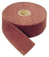 "Walter 07-B-104 4"" x 30"" Medium Maroon Blendex Hand Finishing Roll (1 Each)"