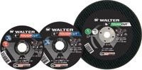 Walter 11-R-052 5 x 3/32 x 7/8 Toughcut Cut-Off Wheels