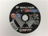 "Walter 11-T-042 4 1/2 x 3/64 (.045"") x 7/8 Zip Wheel"