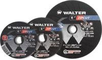 "Walter 11-T-062 6"" X 3/64"" X 7/8"" Zip Wheels (25 pack)"