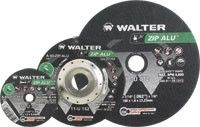 "Walter 11U042 4.5"" x 3/64"" x 7/8"" Zip Alu Cut-Off Wheel"