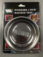 "Weldmark 4"" Magnetic Parts Tray"