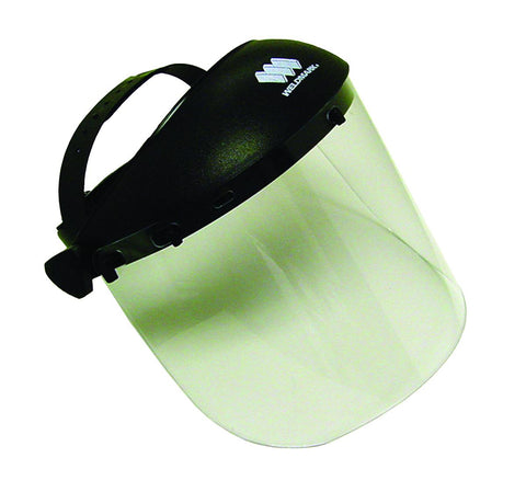 Weldmark WM800007 Headgear HG4S/Clear Visor 8 X 15 1/2 P.O.P. Combo (Pkg. of 16)