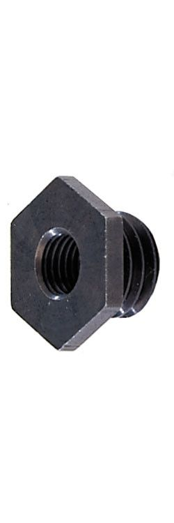 Walter 13D003 ADAPTOR: 5/8-11 to 3/8-24  1 Each