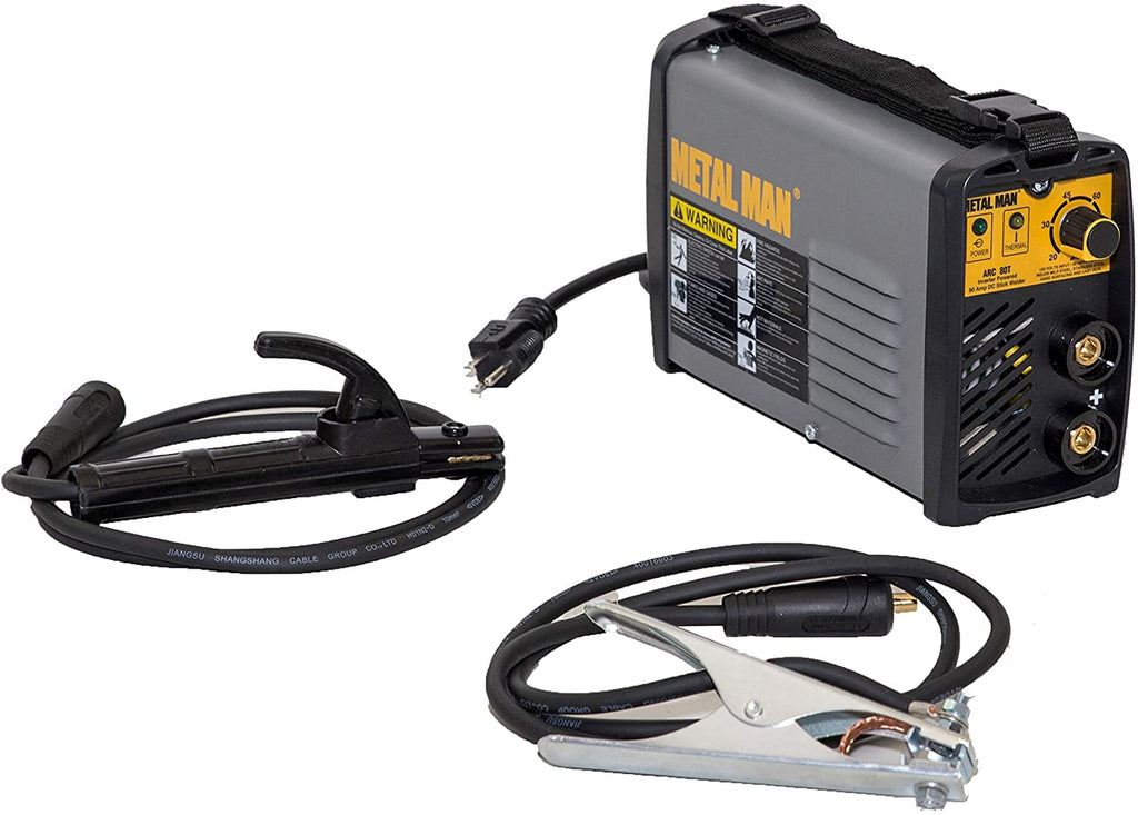Metal Man ARC80T 120V Inverter DC Stick/TIG Welder