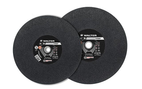 "Walter 10H143 14"" x 1/8"" x 1"" Chopcut Titan Chop Saw Wheel"