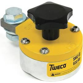 Tweco SMGC600 (9255-1062) 600A Switchable Magnetic Ground Clamp (1 Ground Clamp)