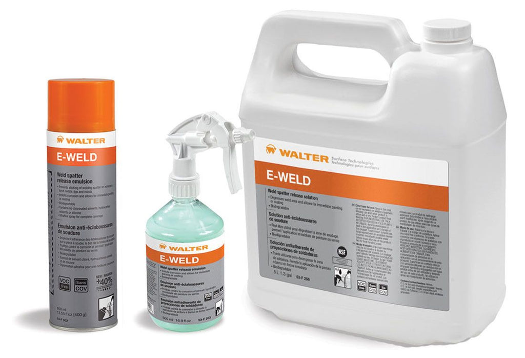 Walter E-Weld™ General Purpose Anti-Spatter
