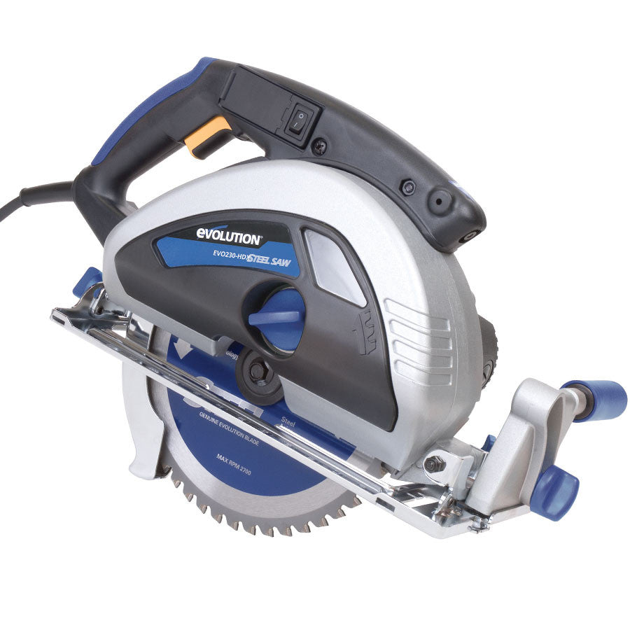 Evolution EVOSAW230 Saw and Saw Blade