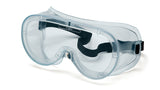 Pyramex G200T  Ventless Goggles W/ Clear Anti-Fog Lens (12 each)