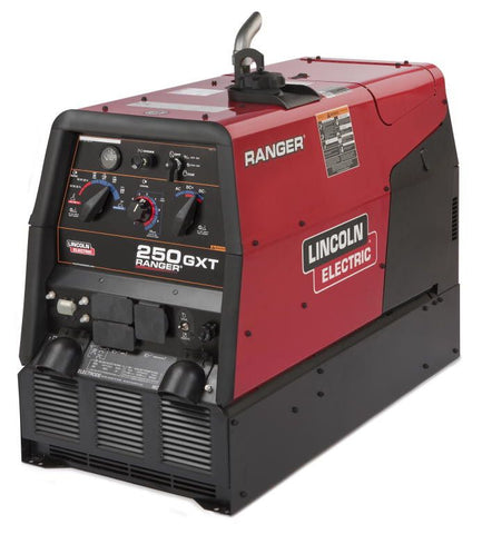 Lincoln K2382-4 Ranger® 250 GXT Engine Driven Welder