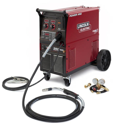 Lincoln K2403-2 Power MIG 350MP MIG Welder