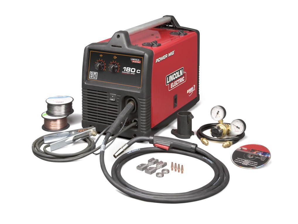 Lincoln K2473-2 Power MIG® 180C MIG Welder