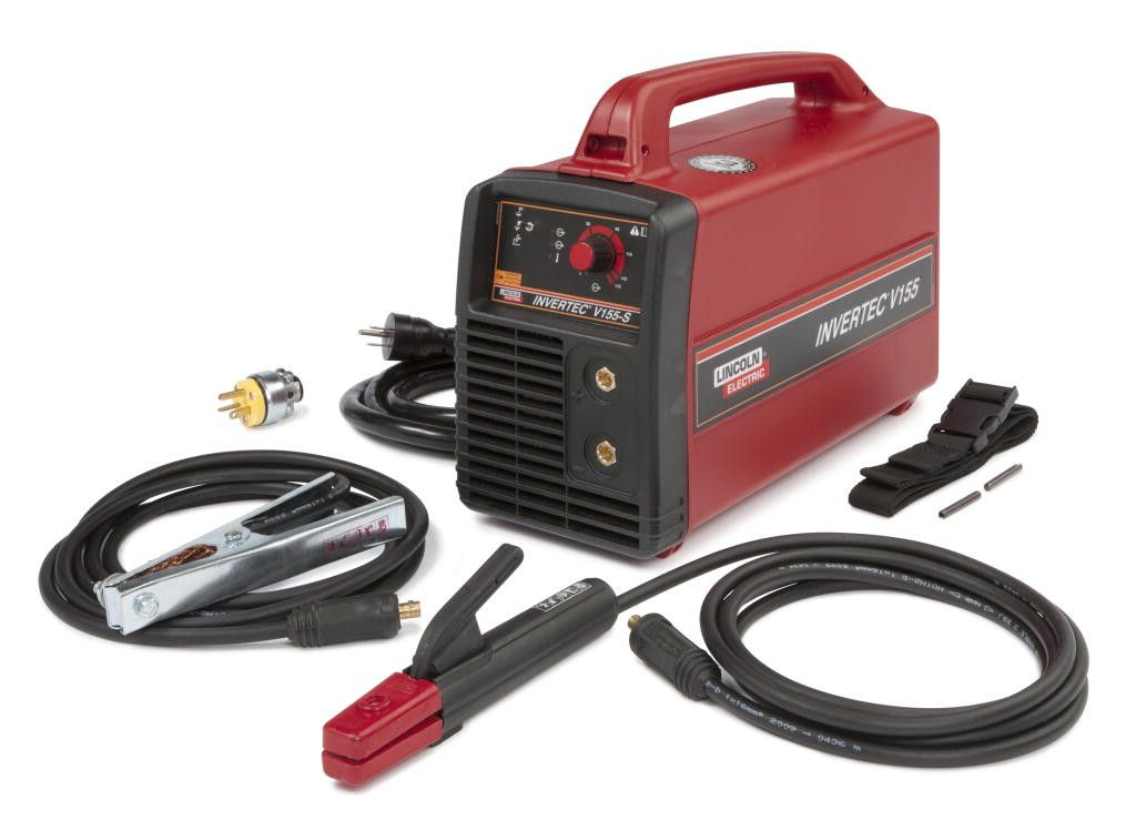Lincoln K2605-1 Invertec® V155-S Stick Welder