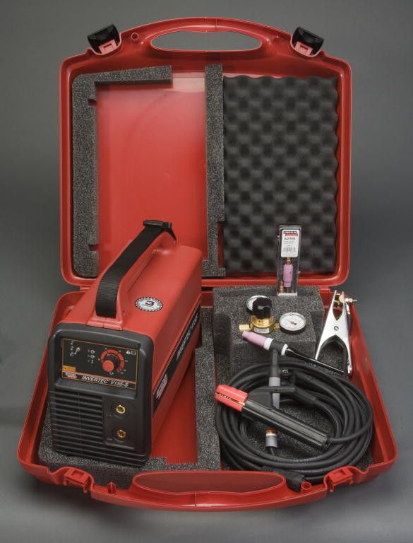 Lincoln K2606-1 Invertec® V155-S TIG/Stick Welder Ready-Pak®