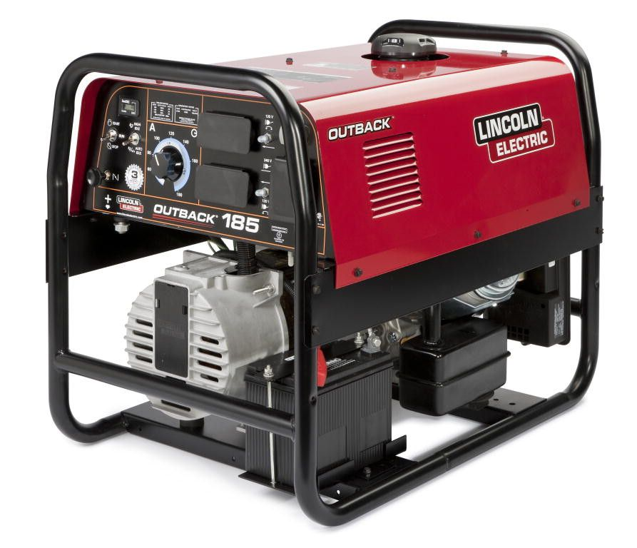 Lincoln K2706-2 Outback® 185 Engine Driven Welder