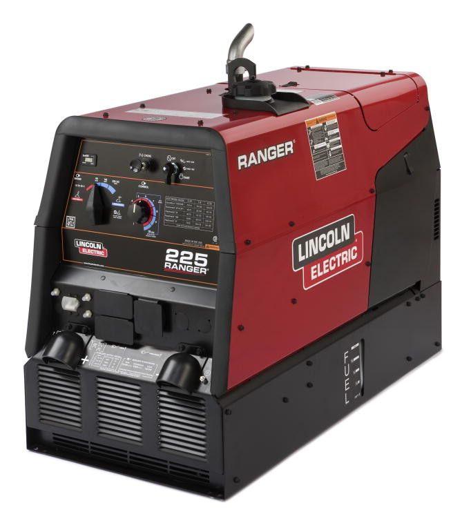 Lincoln K2857-1 Ranger® 225 Engine Driven Welder