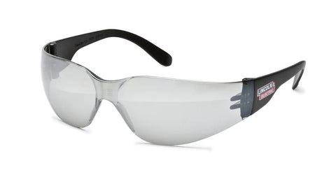 Lincoln K2969-1 Starlite Silver Mirror Outdoor Safety Glasses