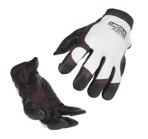 Lincoln K2977 Full Leather Steelworker Welding Gloves (1 Pair)