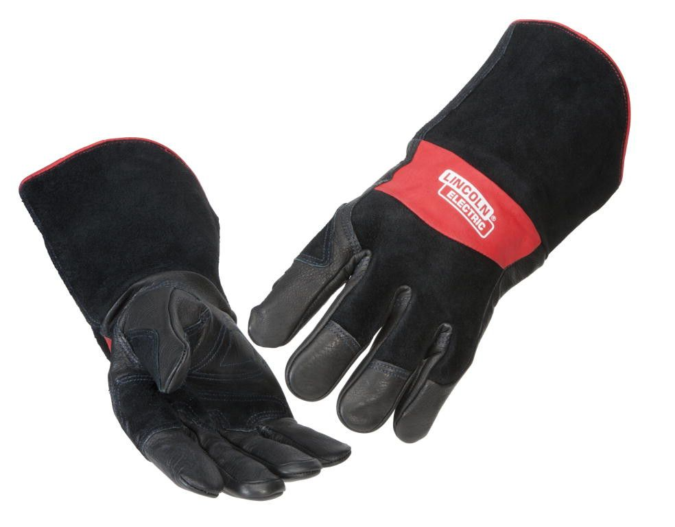 Lincoln K2980 Premium MIG/Stick Welding Gloves Detail