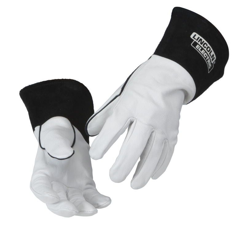 Lincoln K2981 Leather Tig Welding Gloves Detail