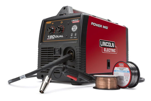 Lincoln K3018-2 Power MIG® 180 Dual MIG Welder