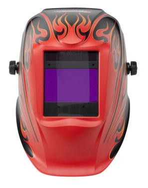 Lincoln K3035-3 2450 Street Rod Viking Welding Helmet