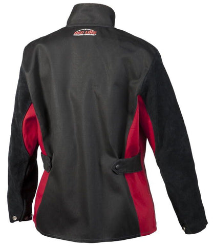 Lincoln K3114 Jessi Combs Women's Shadow FR Welding Jacket (XS TO XL)