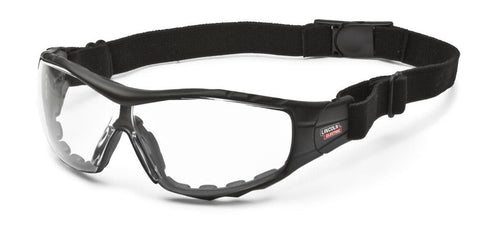 Lincoln K3119-1 Safety Glasses with 360 Foam Pad