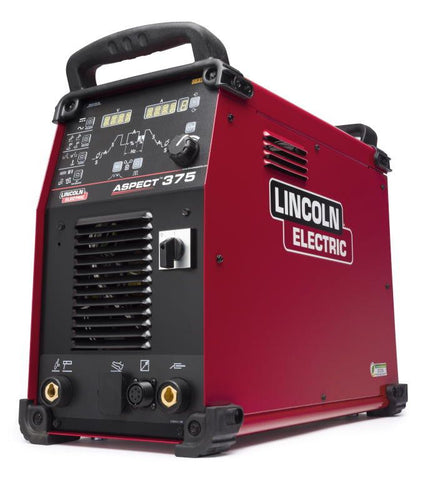 Lincoln K3945-1 Aspect® 375 AC/DC TIG Welder