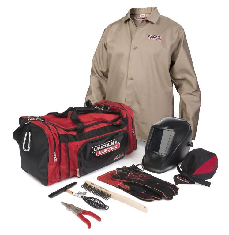 Lincoln K4416 Standard Welding Gear Ready-Pak (M-3XL)