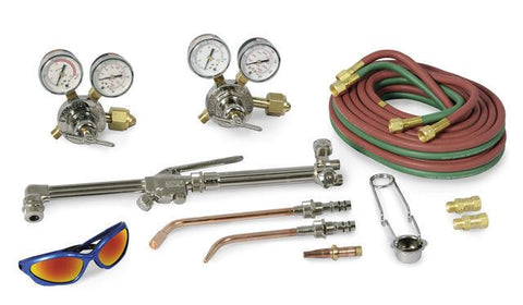 Miller-Smith MB55A-300 Medium Duty Acetylene Toughcut Outfit