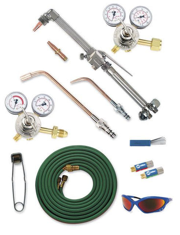 Miller-Smith MBA-30300 Medium Duty Oxy-Acetylene Cutting Outfit
