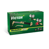 Victor 0384-2541 Medalist 250 G250-540/300 Acetylene Medium Duty Outfit