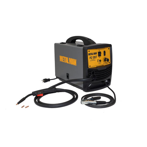Metal Man FC135T Flux Core Welder