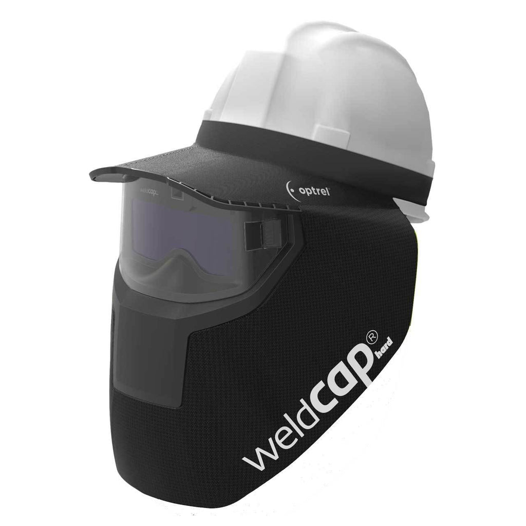 Optrel 1008.002 Weldcap® Hard Hard Compatible RC 3/9-12 Automatic Welding Helmet