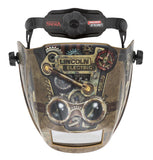 Lincoln K3428-3 3350 Steampunk Viking Welding Helmet