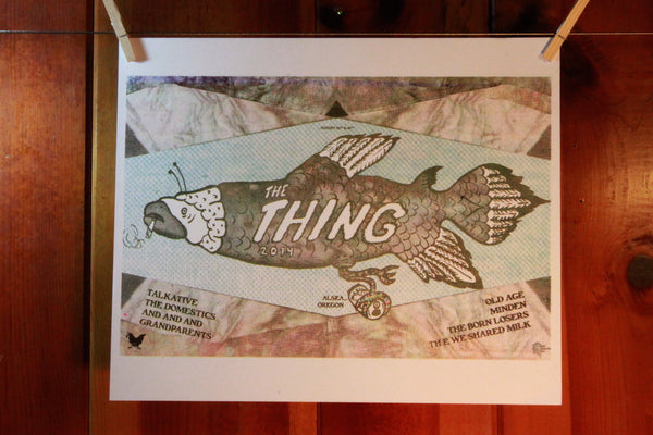 The Thing 2014 Poster