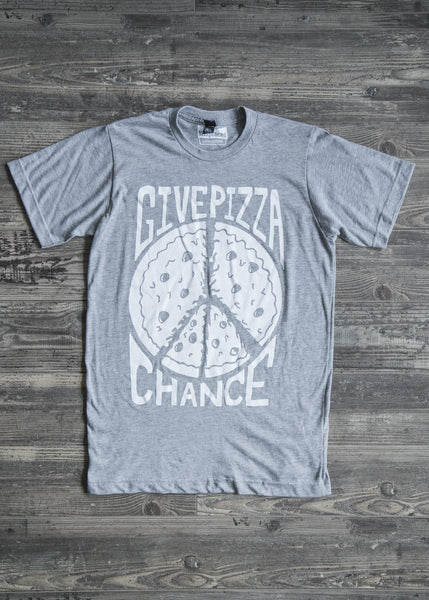 Give Pizza Chance - Shirt
