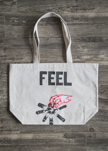 Feel The Burn Tote