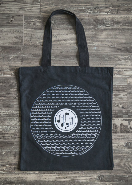 Sea-Notes Record Totes