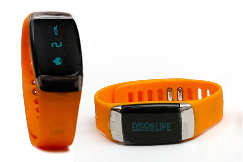 LYCOS Life Advanced, Interactive Smart Band