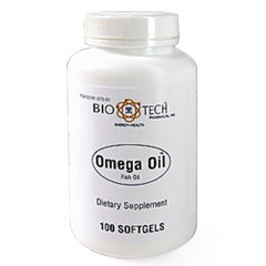 Omega-3, 100 high strength capsules
