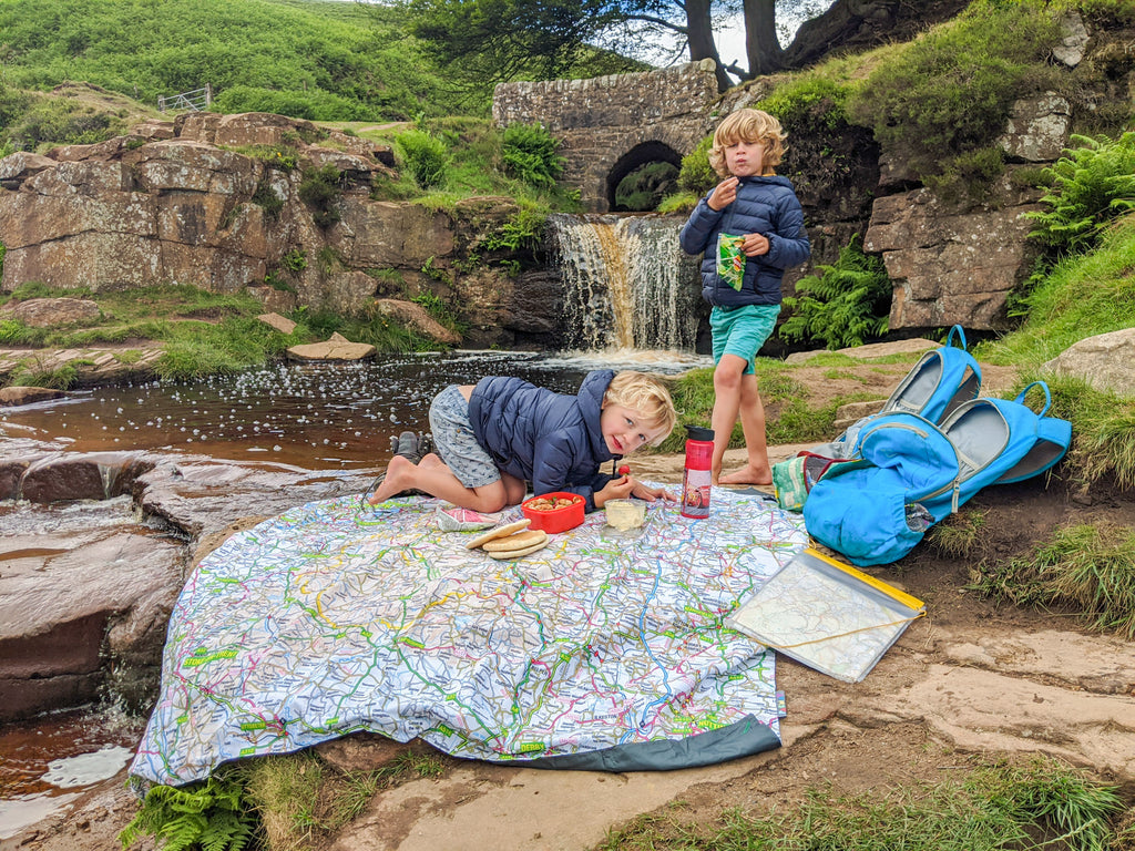 OS Peak District PACMAT Review