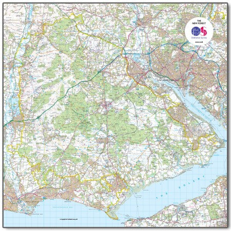 PACMAT covers More National Parks with Ordnance Survey