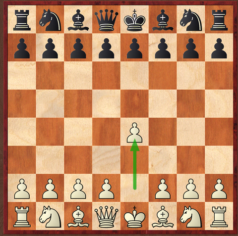 3 move checkmate step 1