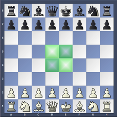 develop towards the center chess openings tips
