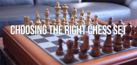 choosing the right chess set