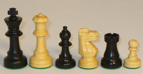 Small Black French - ChessWarehouse