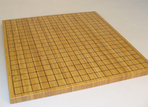 Bamboo Go Board - ChessWarehouse